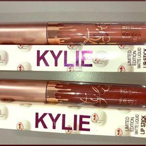 Kylie Matte liquid lipstick Limited edition.
